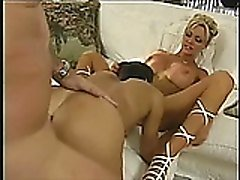 Rough Anal - Hot Threesome
