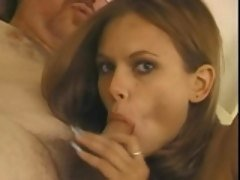Big tits Briana Banks blows a lo...