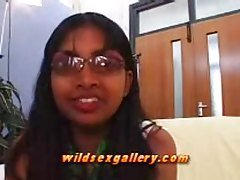 Shy Indian Girl Gives Very Slow ...