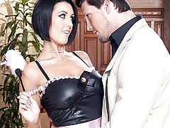 Hot Horny Slut maid Dylan Ryder ...
