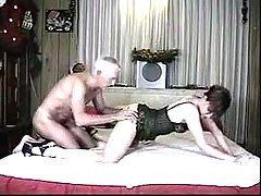 Amateur Old Guy with Hot Chick