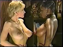 Ebony Ayes and Danni A...