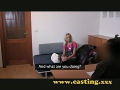Casting - Barbie doll struggles ...