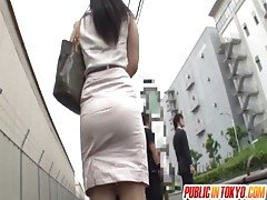 Teen On A Bus Gets Her Pantyhose...