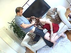 terrific amateur actress-gag and...
