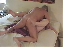Older Man having Sex with Wife O...