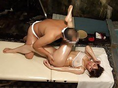 Hot Spa Oil Massage for Married ...