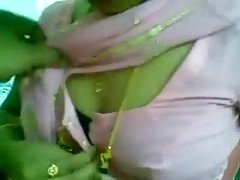 Horny young sexy south indian be...