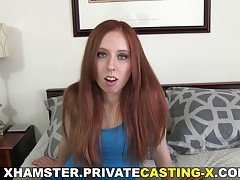 Private Casting X - She loves ch...