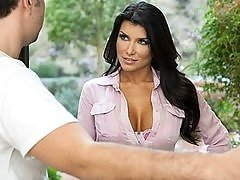 College librarian Romi Rain want...