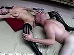 Slutty Goth Chick Gets Pounded
