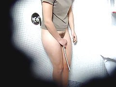 My cute sister in shower masturb...