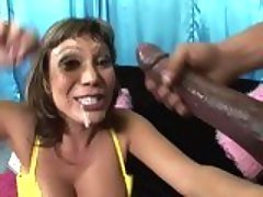 Cum loving slut Ava Devine gets ...