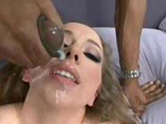 Leighlani Red takes a load of ju...