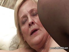Mom get fucked by young boy when...