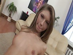 Beauty Angelica hot hammering at...