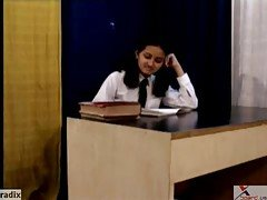 Horny Indian School girl