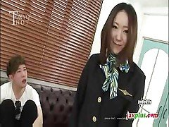 Risa Nemoto And Her Hairy Bush S...