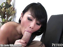 Sexy Chinese Teen POV Blowjob an...
