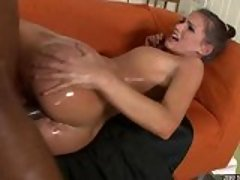 Horny oiled babe Tori Black gets...