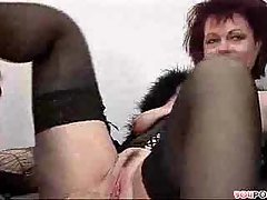 Couple Mature Stripper  Blowjobs...