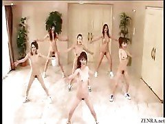 Japanese Girls Go Nudist And Wor...