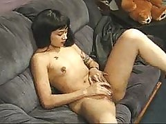 Tattooed girl gives BJ   FM 14