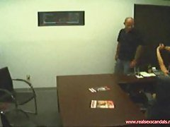 Office spycam