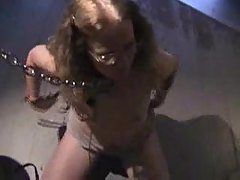 KINKY MATURE GERMAN WIFE GOES TO...
