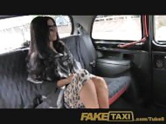 FakeTaxi Super hot posh totty ta...