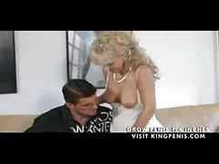 Horny Experienced Blond Pounded ...