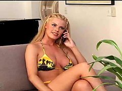 Mandy Bell Deposits Anal Beads I...
