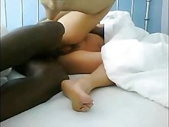 White wife with black man - Amat...
