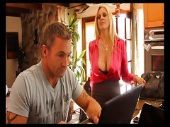 Slutty wife julia ann cheating w...
