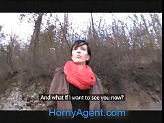 HornyAgent Tall and Skinny model...