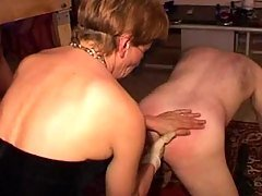 Extreme Femdom Party -...