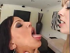 Dirty lesbo slave action