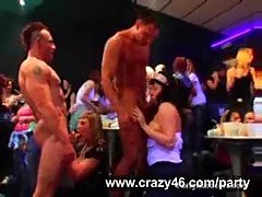 Males Stripper Party Goes Hardcore