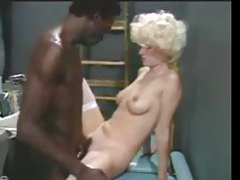 Vintage interracial sex in a hos...