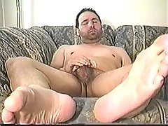 Jerking off while show...