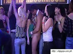 Sweet Party With Drunk Women