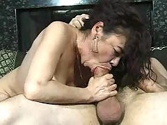 Hairy Mature Ugly Chick Fucks Gu...