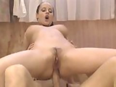 Michelle Wild takes a huge hard ...