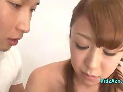 Asian Girl Masturbating With Vib...
