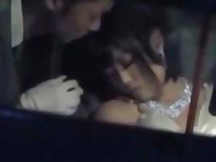 drunk girl fucked by chauffeur i...