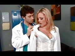 Alexis Texas is One Horny Doctor