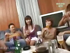 Japanese Swinger Party