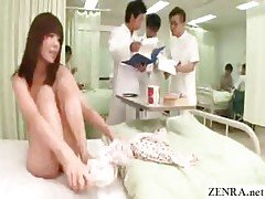 Teen Japanese Female Is Instruct...