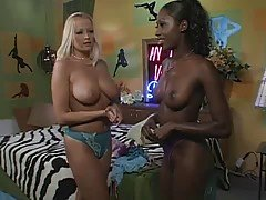 Monique Dane topless talk
