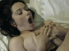 Brunette Bitch With Big Breast A...